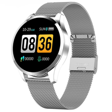 Q9 Smart Watch Bluetooth Waterproof Message Call Reminder Smartwatch Men Heart Rate Monitor Fitness Tracker For Android IOS microwear l3 smart watch mtk2502 heart rate monitor smartwatch message sync call reminder remote for ios android phone
