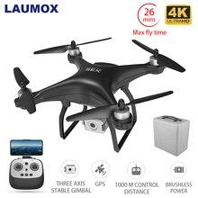 LAUMOX X35 Drone GPS WiFi 4K HD Camera Profissional RC Quadc