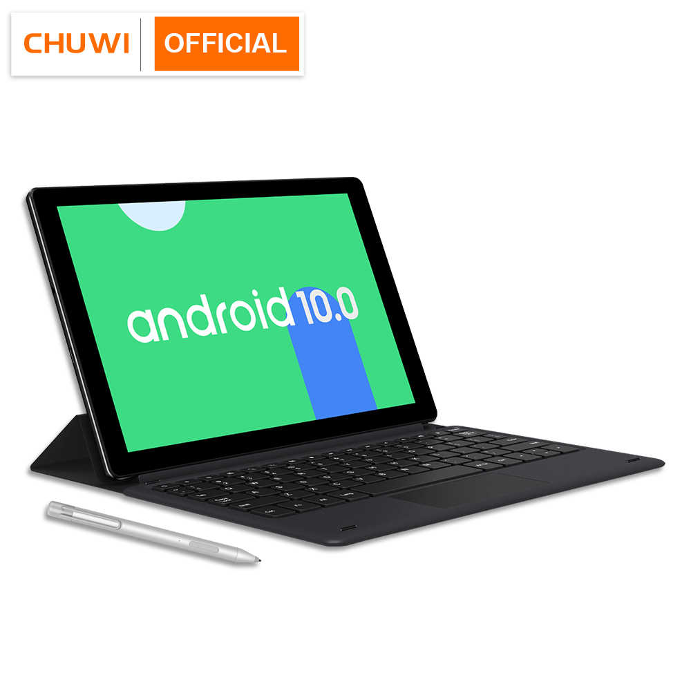 Chuwi Hipad X 10.1 Inch Android 10 Tablet Pc Octa Core LPDDR4X 6Gb Ram 128G Ufs 2.1 Tablet 4G Lte Gps