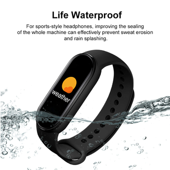 2021 New M6 Smart Watch Men Women Fitness Sports Smart Band Fitpro Version Bluetooth Music Heart Rate Take Pictures Smartwatch 3