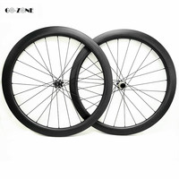 700c road bike disc carbon wheels 38x25mm tubeless Powerway CT31 Centerlock 100x12 142x12 carbon wheelset pillar 1423 spokes