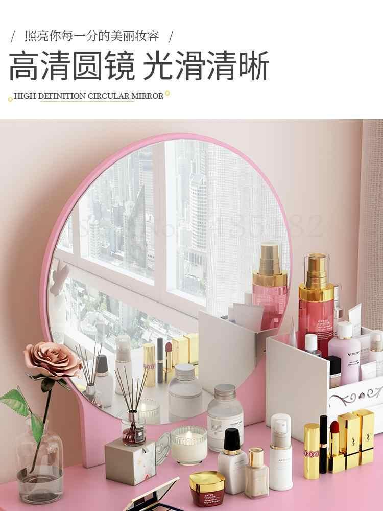 Офисный столик для спальни, мини-столик для макияжа, многофункциональный