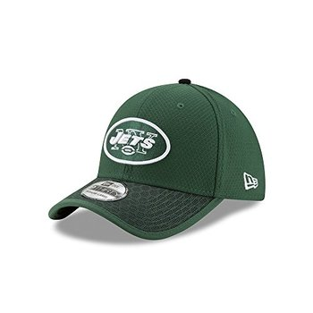 New Era NFL NEW YORK JETS Authentic 2017 Sideline 39THIRTY Stretch Fit Game Cap