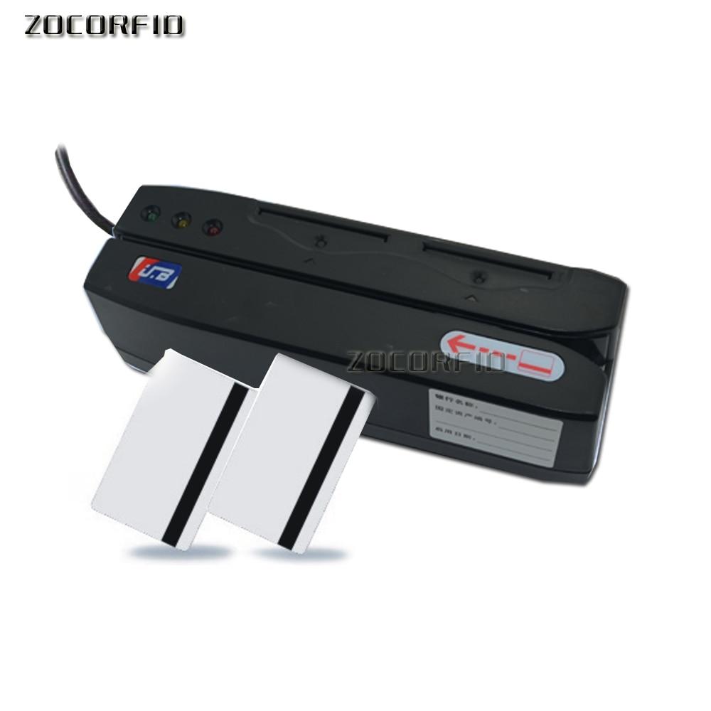 Hi-co 2750oE Magnetic Card Reader Magstripe Card Writer Encoder Swipe USB Interface