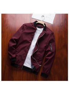 Коллекция 2019, мужские куртки, весна-осень, повседневные пальто, куртка-бомбер, тонкая модная мужская верхняя одежда, мужская брендовая одежд...