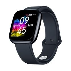 Zeblaze Crystal 3 1.3 inch Heart Rate Blood Pressure Oxygen Monitor USB Charging Bluetooth Smart Sports Watch