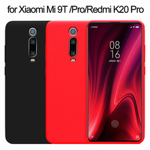 Чехол для Xiaomi mi 9T Red mi K20 Pro, Мягкая силиконовая задняя крышка для Xiaomi mi 9 8 SE Lite Red mi Note 8 7 Pro 6A 7A 8A K30 5G, чехол