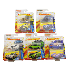 Matchbox Speed series 50th Anniversary Collector's Edition Alloy Car GBJ48 Toys for Childen Collect gifts