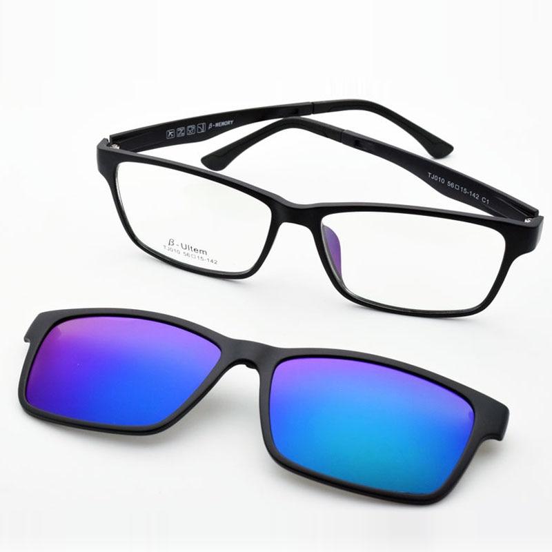 Rėmeliai Akiniai Didelės apimties akiniai nuo saulės Polarizuotas - Drabužių priedai