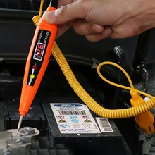 Automotive Circuit Repair Digital Display Electric Pen Repair Line Induction Tes