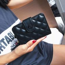 Women's wallet Fashion small wallet PU L