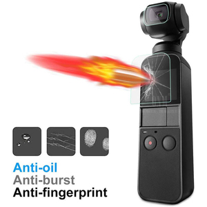 Image 3 - DJI Osmo Pocket Screen Protector Accessories Lens Protective Film Gimbal Cover Accesorios Filter for DJI Osmo Pocket