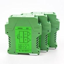 1in 1 para fora o isolador análogo do sinal da rtd do transmissor de temperatura do par termoelétrico pt100 pt100