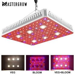 Espectro completo 1000W 2000W 3000W Cree CXA2590 COB LED Grow luz de la planta lámpara de crecimiento para plantas de interior tienda de cultivo de invernadero