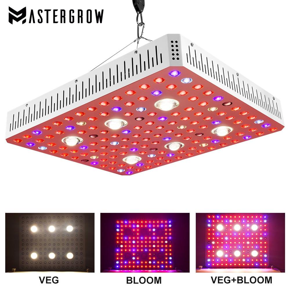 Full Spectrum 1000W 2000W 3000W Cree CXA2590 COB LED Grow Light Plant Light Growing Lamp For Indoor Plants Greenhouse Grow Tent