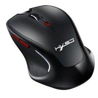HXSJ T21 kablosuz Bluetooth 3.0 fare 6 düğme ayarlanabilir 2400dpi oyun fare 6D oyun fare ergonomik optik oyun fare