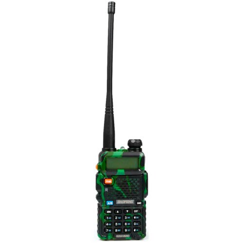 Walkie Talkie Baofeng UV-5R-Green