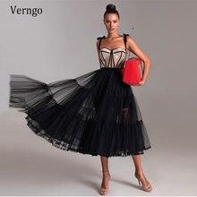 Черно светло коричневое ТРАПЕЦИЕВИДНОЕ короткое вечернее платье