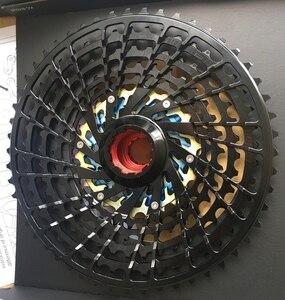 Image 4 - Кассета KCNC 12 скоростная MTB 9 52 зубья для XX1Eagle XD черного цвета
