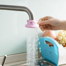 Nozzle Adapter Water-Faucet-Sprayer Sink-Tap Kitchen-Accessories Adjustable Spout Cute