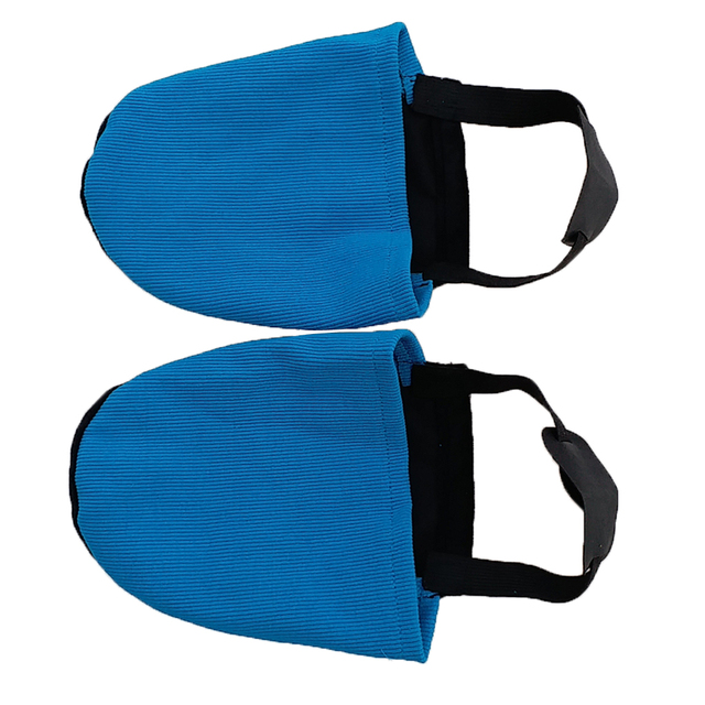 1 Pair Bowling Shoe Slider Cover - Great Addition to Your Bowling Shoes - Durable & Slip-resistant 1