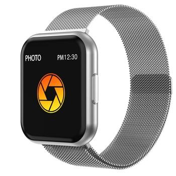 Timewolf 2020 Smart Watch 5atm Waterproof Men Women Smartwatch Blood Pressure Oxygen Smart Watch for Android Phone Iphone IOS