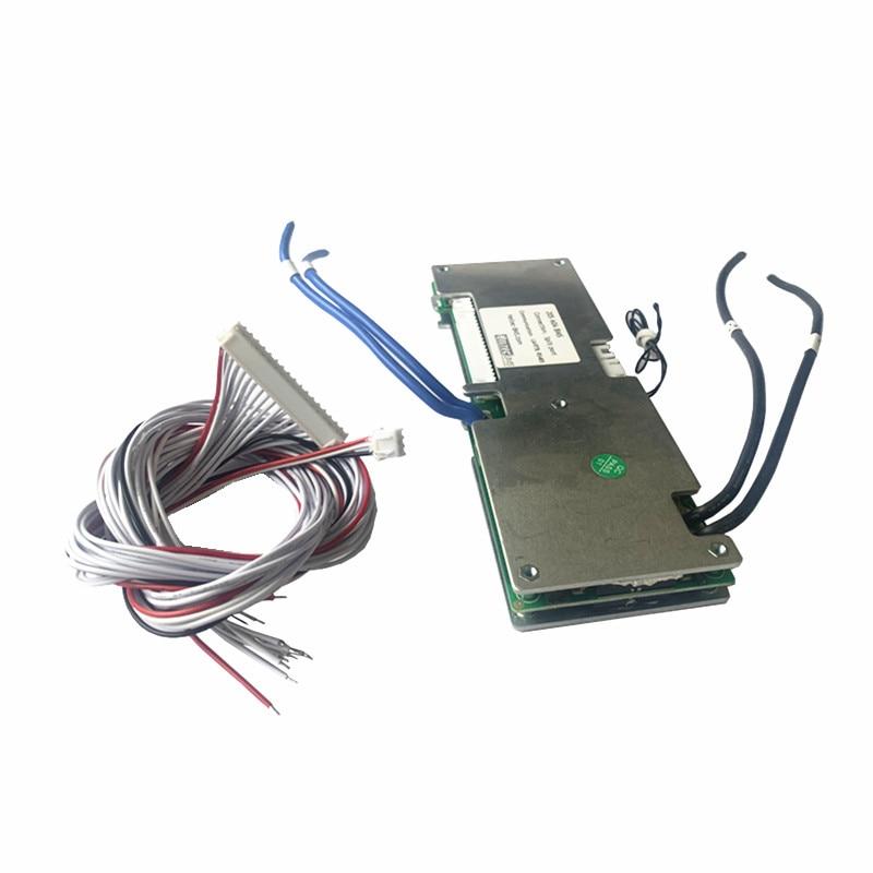 Bluetooth Smart BMS 20S 30A 40A 50A 60A 72V 74V 18650 Li ion battery protection board UART Bluetooth|Battery Accessories| |  - title=
