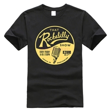Tops Cool T Shirt That Rockabilly Show T