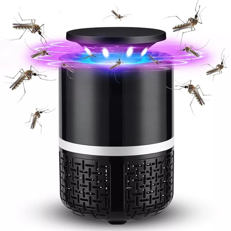 Bakeey Anti-Mosquito Lamp Electric Fly Bug Zapper Mosquito Insect Killer Lamp LED Light Trap Lamp Pest Control Smart Home System
