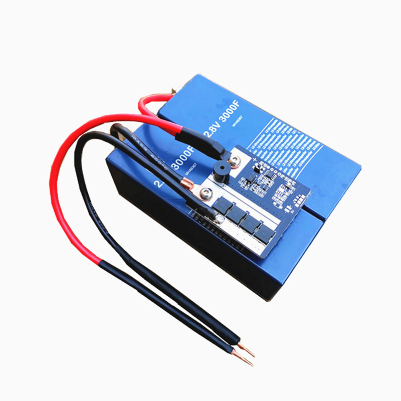 18650 Battery Portable Spot Welding Circuit  PCB Board For Farad Capacitor Special Spot Welding Machine