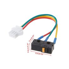 10 Uds. Calentador de agua a Gas Micro interruptor de tres cables pequeño Control On-off sin astilla venta al por mayor y Dropship