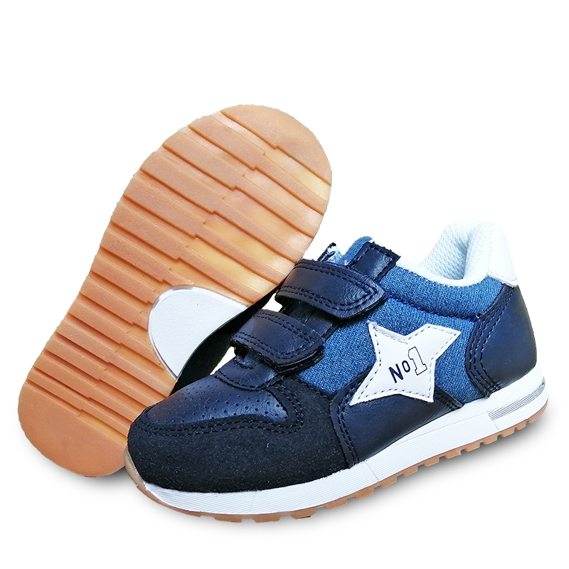 FASHION 1pair Kid Arch Support Orthopedic Children's Sneakers Boy Shoes, Cheap Soft Shoe Sport Shoes
