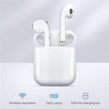 New i9s tws earphones Mini Wireless Bluetooth earphones Wireless Headsets Earbuds