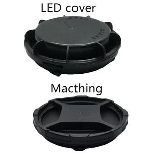 Image 5 - 1 pc  for kia niro Car lamp accessories LED bulb extension dust cover Bulb access cover Headlamp cap Lamp waterproof plug hid