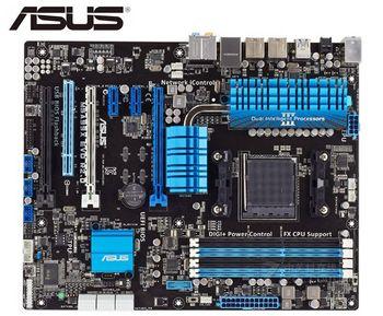 Asus M5A99X EVO R2.0 original desktop motherboard   Socket AM3+ DDR3 32GB SATA3 USB3.0 USB3.0 ATX Z97 used mainboard boards pc
