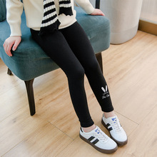 Girls Leggings Pants Trousers Kids Winter Children Warm for 3/4/5/.. Fall Thick Casual