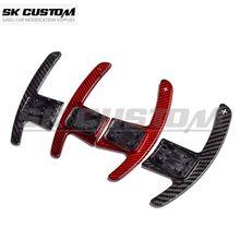 Cambio Paddle in fibra di carbonio per BMW M5 F90 F97 F98 X3 G01 X4 G02 X5 G05 X6 G06 G29 X3M X4M estensione volante