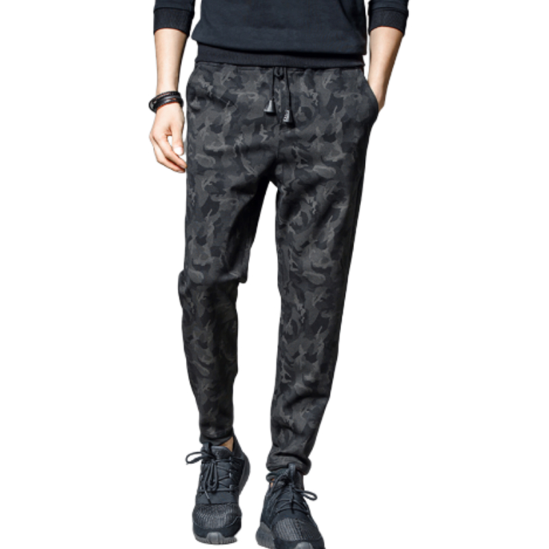 Camouflage Pants Men Joggers Pants Men Cargo Pants Male Athlete Camo 2020 Spring Men's Pants Full Length