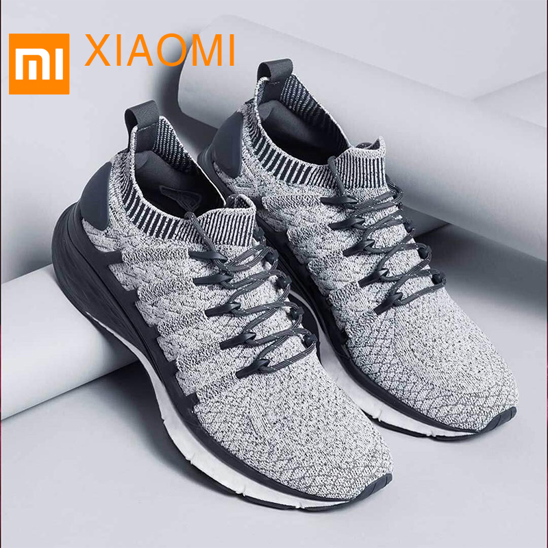 XIAOMI MIJIA Sneakers 3 Sports Shoes Ultra Light Outdoor Running  Shoes Tennis Shoes Washed With Wear-resistant Non-slip Shoes