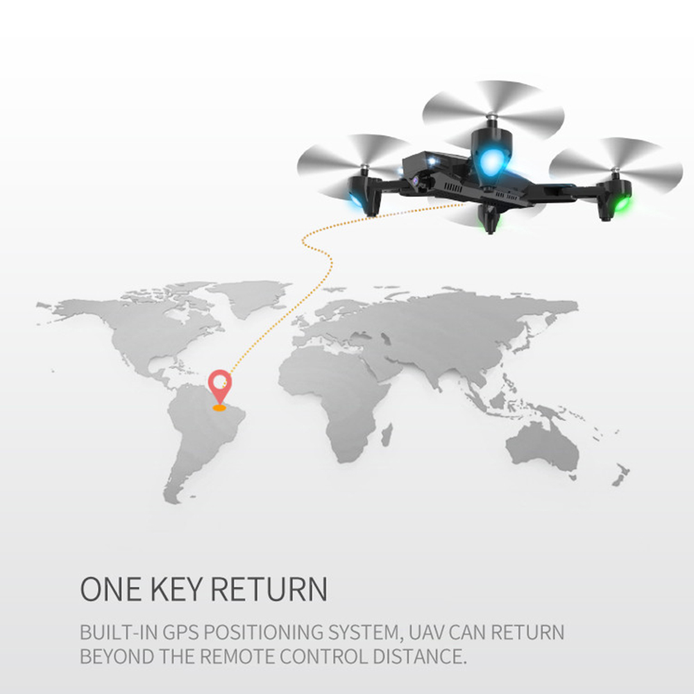cheapest 2019 FPV RC Drone 4K Camera Wide angel Selfie Dron Foldable Wifi Quadcopter Helicopter 15 mins long distance drones Dron Toys