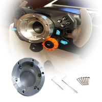 로지텍 G29 G920 13/14inch 스티어링 휠 어댑터 플레이트 70mm PCD 레이싱 카 게임 수정 스티어링 휠 & 스티어링 중심    -