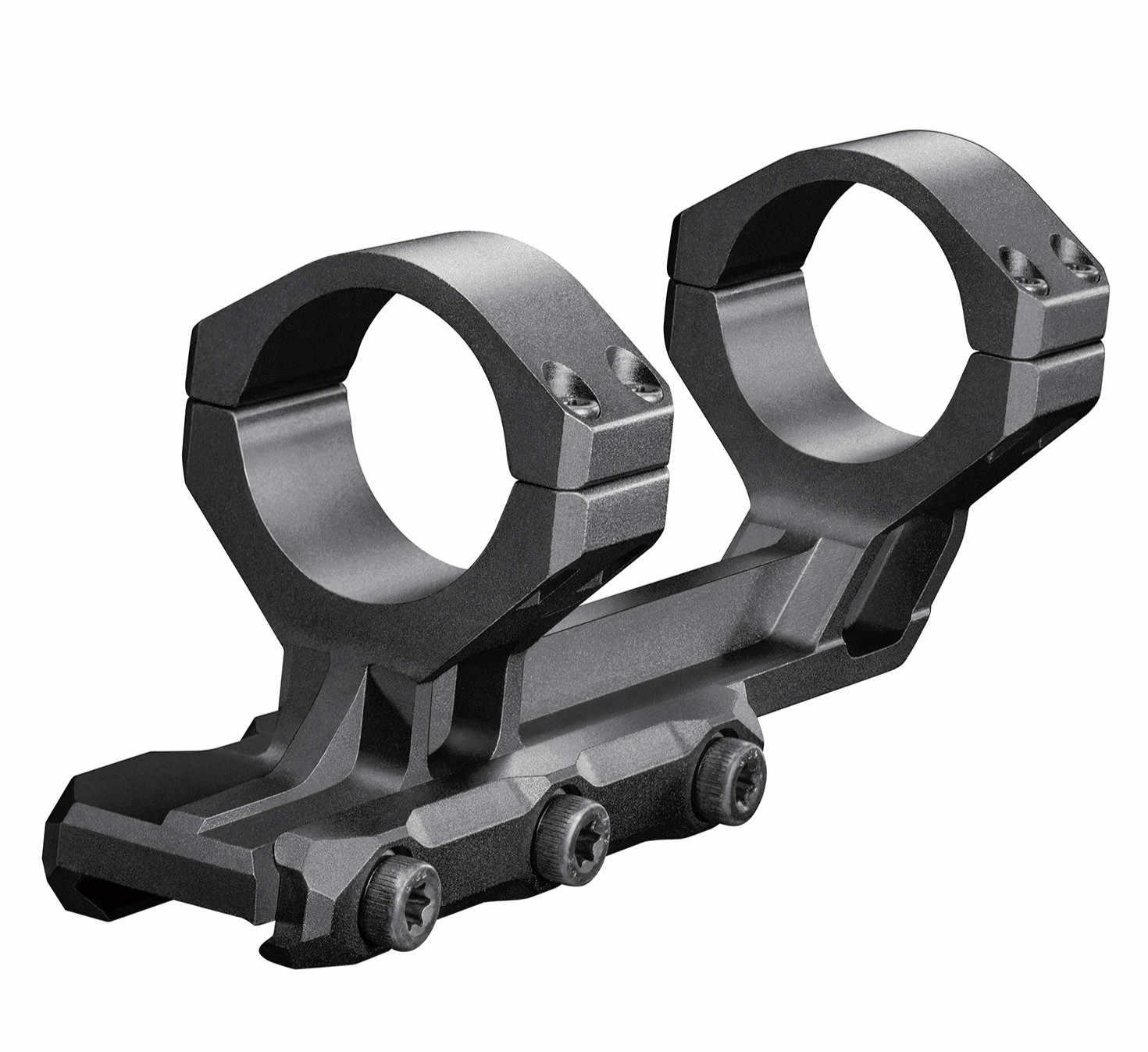 מקצועי Speical ציד רובה אקדח היקף מקשה אחת הר טבעת Ultralight 25.4MM 1 אינץ היקף הר