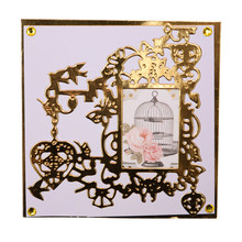 InLoveArts Butterfly Pattern Frame Metal Cutting Mold New Version 2020 Hot Sale Scrapbook Embossing Card Stencil