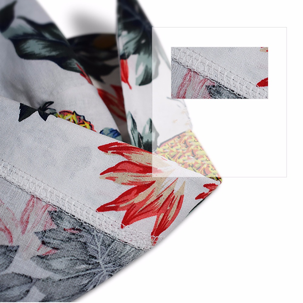 Summer Pet Printed Clothes For Dogs Floral Beach Shirt Jackets Dog Coat Puppy Costume Cat Spring Clothing Pets Outfits 5