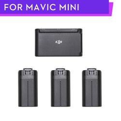 Original DJI Mavic Mini Battery Intelligent 2400mAh Batteries Charging Hub For Dji Mavic Fly Accessories New