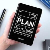 Дневник-органайзер, записная книжка s, дневник, еженедельный, ежемесячный, записная книжка, 2020, планировщик, A7, школьный бизнес, ежедневный пл...