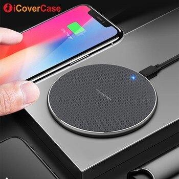 Перейти на Алиэкспресс и купить Быстрое Зарядное устройство Для Doogee S60 S70 S80 Lite S90 S95 S68 Pro S90C BL9000 Qi беспроводной зарядный коврик чехол мобильный телефон аксессуар