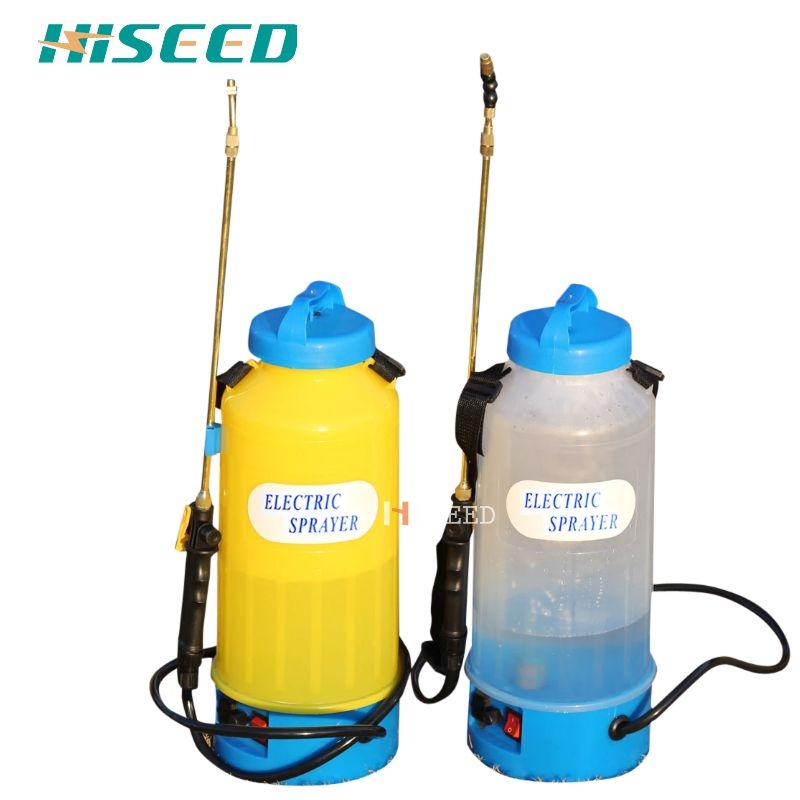 Agricultural Intelligent Small 5L 8L Watering Flowers Watering Drug Spraying Fruit Tree Disinfection Car Wash Electric Shoulder