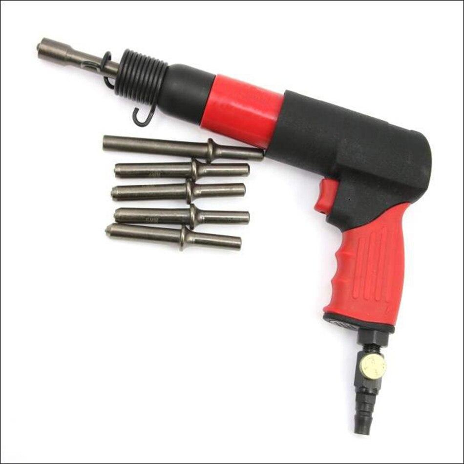 Rivet Gun Rivet Tool Riveter Gun Steel Blind Rivets Repair Tools Kit Heavy Duty Hand Tool Set For Metal Woodworking