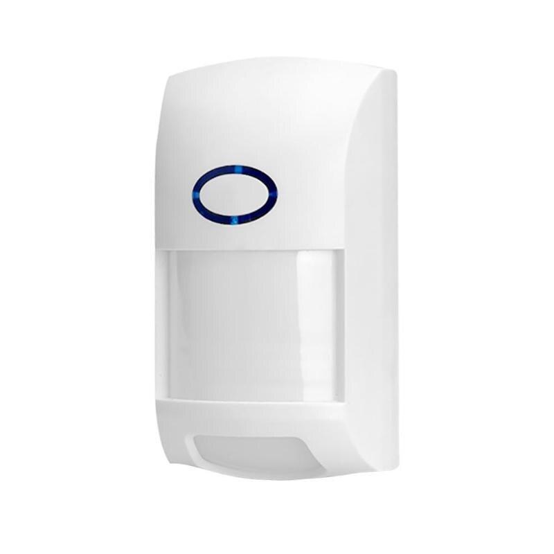 433Mhz Pet Immun Im Freien Wasserdichte Drahtlose PIR sensor Infrarot Motion Detektor für Anti-Pet Home Security Alarm System